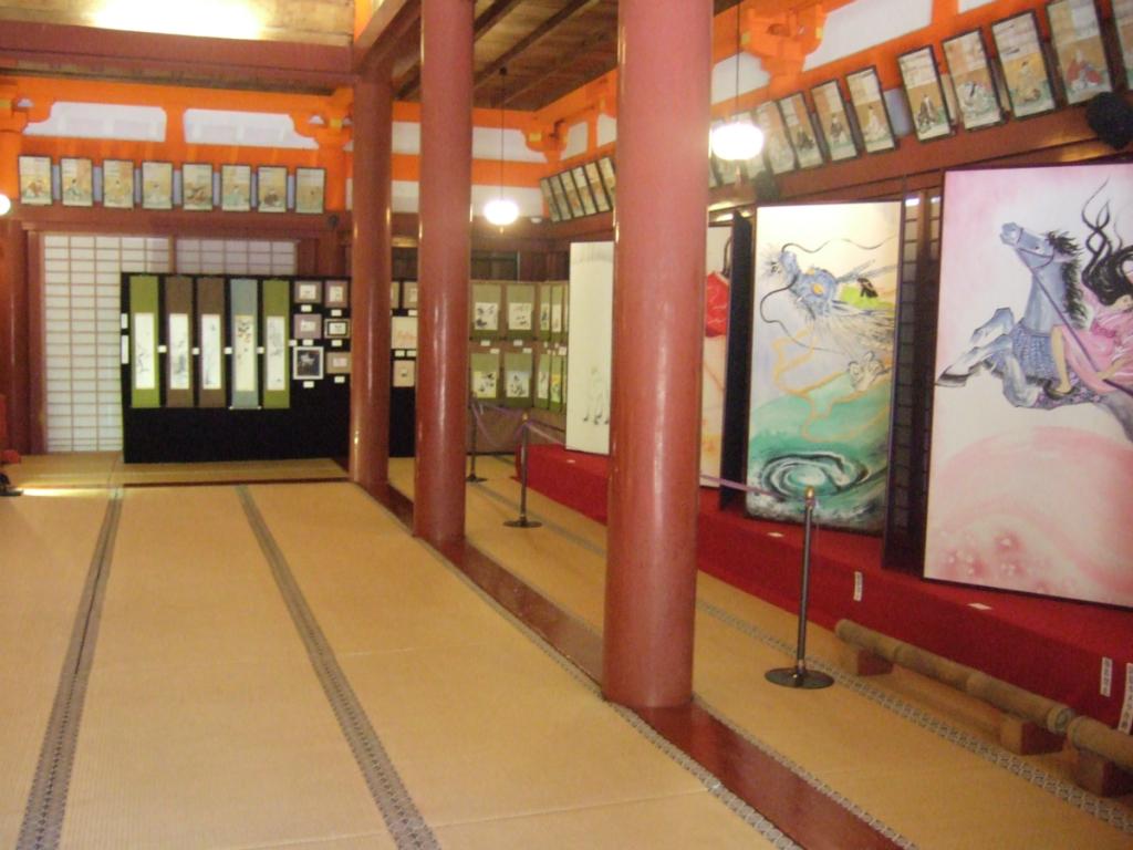 談山神社展示会